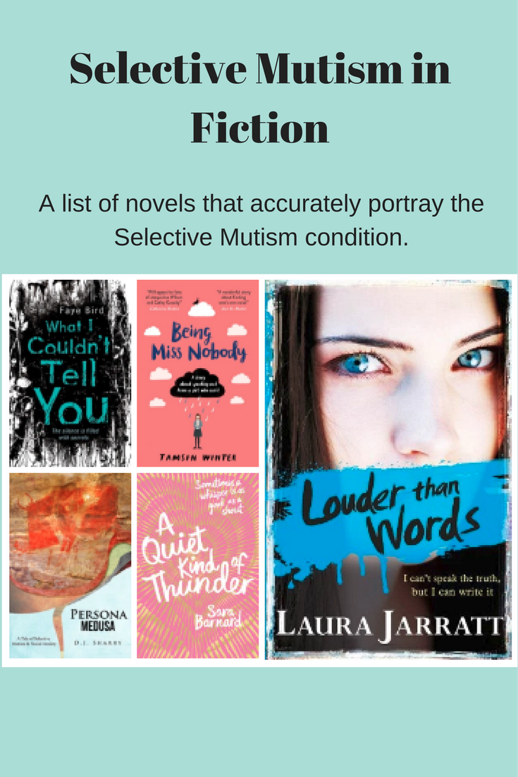 Selective Mutism in Fiction
